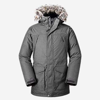 Men's Superior Down Parka in Black