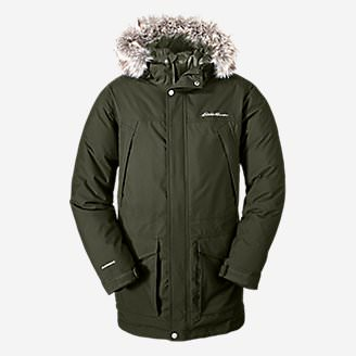 Men's Superior Down Parka in Green