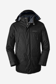 Men's Rainfoil Insulated Parka in Black