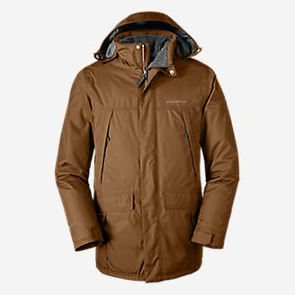 Men's Rainfoil® Insulated Parka in Brown