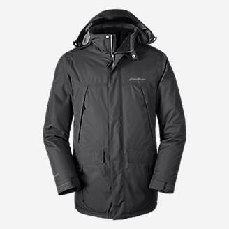 Men's Rainfoil Insulated Parka in Gray