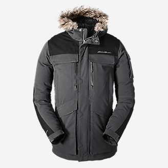 Men's Vinson Down Parka in Gray