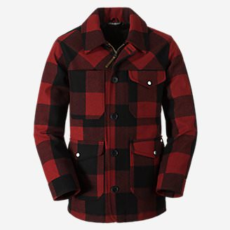Men's Bulman Creek Forester in Red