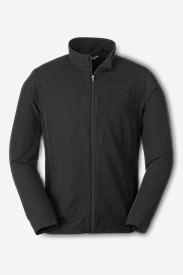 Men's Odysseus Soft Shell Jacket in Black