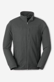 Men's Odysseus Soft Shell Jacket in Gray