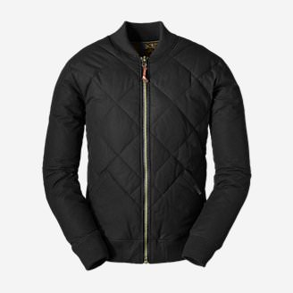 Men's 1936 Skyliner Model Down Jacket in Black