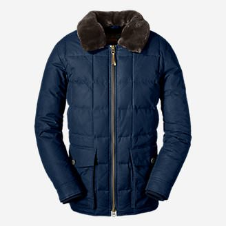 Men's Yukon Classic Down Parka in Blue