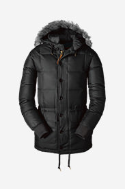 Men's Kara Koram Down Parka in Black