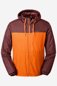 Men's Momentum Light Jacket in Brown