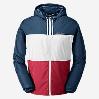 Men's Momentum Light Jacket in Blue