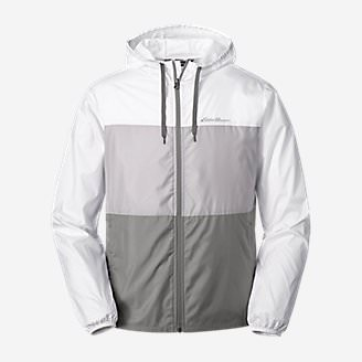 Men's Momentum Light Jacket in White