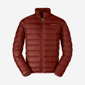 Men's CirrusLite Down Jacket in Brown