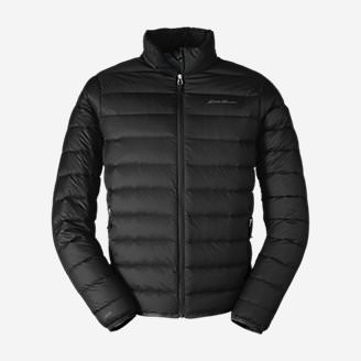 Men's CirrusLite Down Jacket in Black