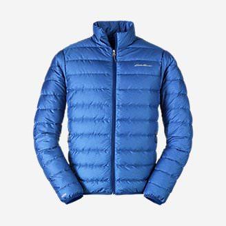 Men's CirrusLite Down Jacket in Blue