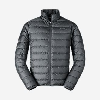 Men's CirrusLite Down Jacket in Gray