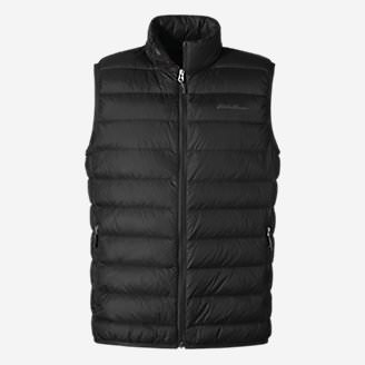Men's CirrusLite Down Vest in Black