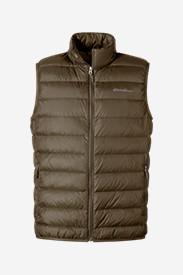 Men's CirrusLite Down Vest in Green