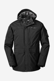 Men's Chopper Versa Parka in Black