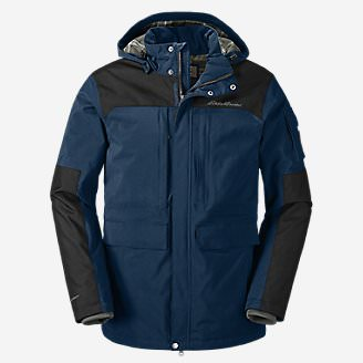 Men's Chopper Versa Parka in Blue