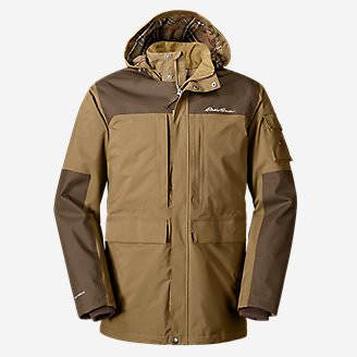 Men's Chopper Versa Parka in Brown