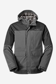 Men's Chopper Jacket in Gray
