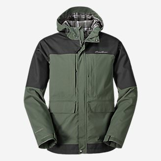 Men's Chopper Jacket in Green
