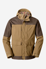 Men's Chopper Jacket in Brown