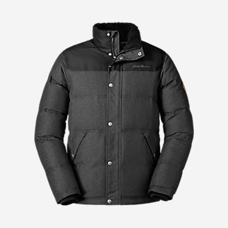 Men's Noble Down Jacket in Black