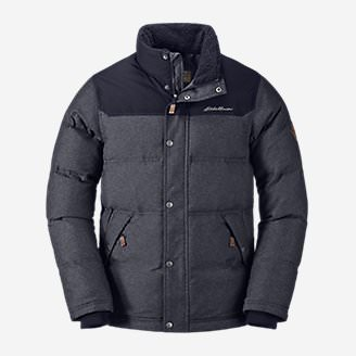 Men's Noble Down Jacket in Blue
