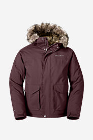 Men's Superior 2.0 Down Jacket in Red