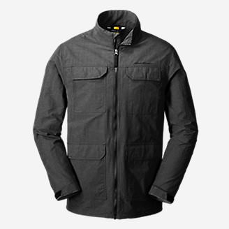 Men's Atlas Light Four-Pocket Jacket in Black