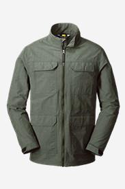 Men's Atlas Light Four-Pocket Jacket in Green