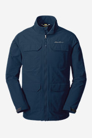 Men's Atlas Light Four-Pocket Jacket in Blue