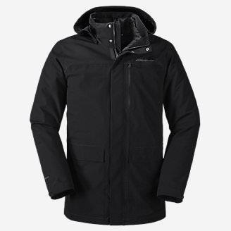 Men's Mainstay 3-in-1 Coat in Black