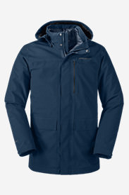 Men's Mainstay 3-in-1 Coat in Blue