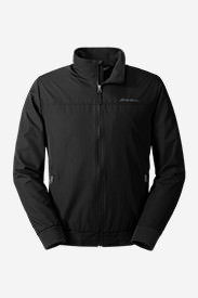 Men's Original Windfoil Fleece-Lined Jacket in Black