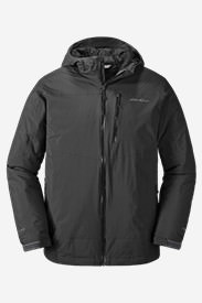 Men's Cirrus Storm Down Jacket in Gray