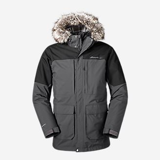 Men's Chopper 3-in-1 Parka in Gray