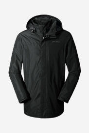 Men's Rainfoil Parka in Black