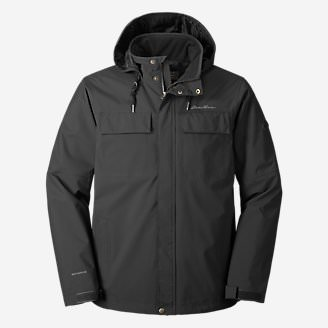 Men's Mountain Town Jacket in Gray