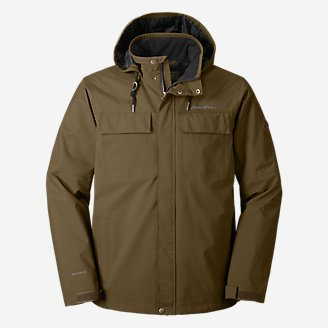 Men's Mountain Town Jacket in Green