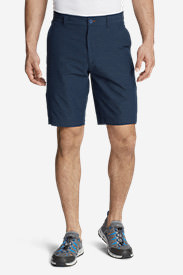 Men's Amphib Chino Shorts - Classic Fit in Blue