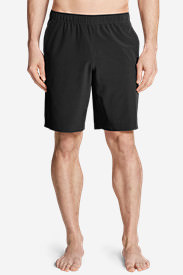 Men's Radius Volley Amphib Shorts in Black