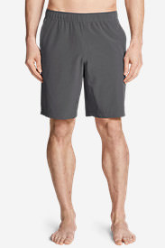 Men's Radius Volley Amphib Shorts in Gray