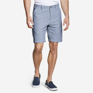 Men's Larrabee 9' Shorts in Blue