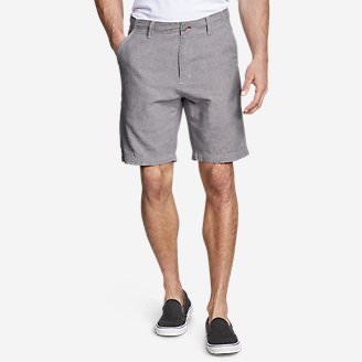 Men's Larrabee 9' Shorts in Gray