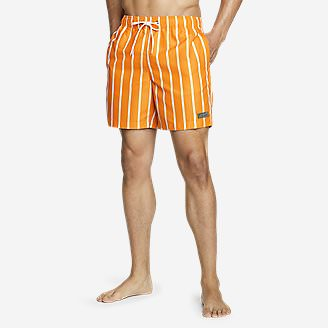 Men's Volley Swim Shorts in Yellow