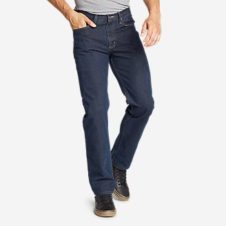 f939c97d83 Men's Authentic Jeans - Relaxed Fit in Blue