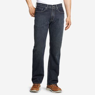 Men's Authentic Jeans - Relaxed Fit in Blue