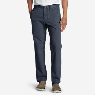 Men's Legend Wash Chino Pants - Classic Fit Tall in Blue